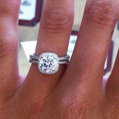 J'adore diamond ring.