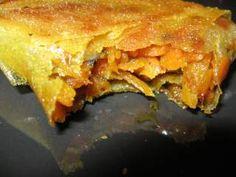 Samoussas carotte-curry, Recette Ptitchef