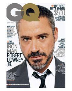 robert downey jr on GQ Celebridades Fashion, Robert Downey Jr., Iron Man Tony Stark, Cinema, Downey Junior, Im Trying, Tyler Hoechlin, Belle Photo, Sexy Men