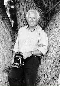 Peter Dombrovskis, photographer extraordinaire of the Tasmanian wilderness.