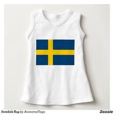 Swedish flag shirts