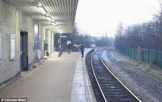 Image result for burnley central train station Burnley, Train Station, Railroad Tracks, Outdoor, Rose, Image, Outdoors, Pink, Outdoor Games