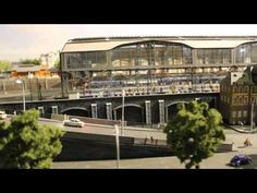 Oktorail Modelleisenbahn in der Gruga Essen - YouTube
