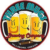 Three Mugs Brewing, Hillsboro, Oregon