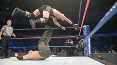 Jack Swagger vs. Baron Corbin: Fotos