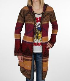 Buckle. Deer Park Town Center 847/438-6432 (Gimmicks by BKE Hooded Cardigan Sweater)
