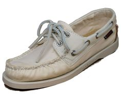 734396a3b Athletic Shoes · Women s Sebago Docksides Spinnaker Beige Tan Canvas  Boatshoes Size 11  fashion  clothing