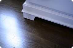 Mini-wax Jacobean stain and satin poly wood floors