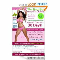 Brazilian Curvy Fit Guide by Alexa Cruz. $3.49