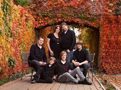 ... fall family portraits in salt