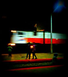 the #train, the #boys and the #girl