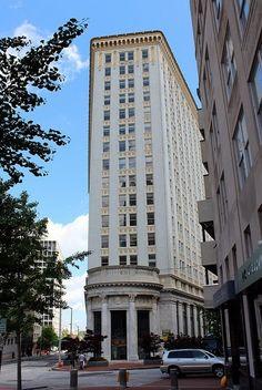 Oldest Building to Achieve LEED-EB Platinum - Hurt Building in Atlanta