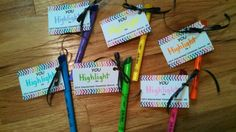 "Highlighters with tags ""You Highlight the convention"""