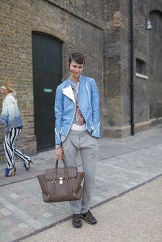 They Are Wearing: London Fashion Week - Slideshow - WWD.com