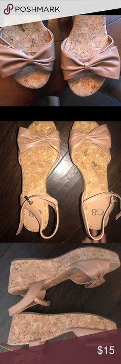 Brand New GB platform sandals Brand New, Never worn GB Sandals size 12 Gianni Bini Shoes Sandals
