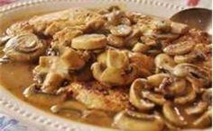 Olive Garden's Chicken Marsala