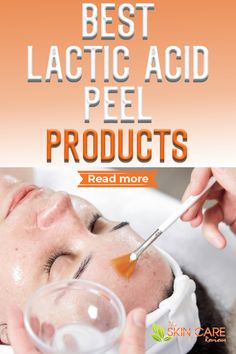 Find the best lactic acid peel products with top users' reviews. You you can use at home to treat a number of skin conditions. Jump to theskincarereviews.com #bestlacticacidpeelproducts #bestlacticacidpeel #hyperpigmentation Best Skincare Products, Acne Products, Lactic Acid Peel, Back Acne Treatment, Types Of Acne, How To Get Rid Of Acne, Acne Remedies, Anti Aging Skin Care, Skin Care Tips