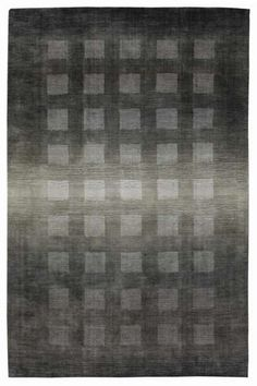 Trans Ocean Vienna Ombre Boxes Rug 8'x10' $1189 100% wool