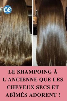 The Old-fashioned Shampoo That Dry and Damaged Hair Teen .- Le Shampoing à l'Ancienne Que les Cheveux Secs et Abîmés Adorent ! The Old-fashioned Shampoo that Dry, Damaged Hair Loves! Beauty Care, Beauty Hacks, Hair Beauty, African Braids Hairstyles, Braided Hairstyles, Light Pink Hair, Diy Hair Mask, Hair Serum, Smooth Hair