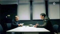 Filmbilder von 'TATORT' Münster – 'Ein Fuß kommt selten allein' – Szenenbild Thomas Schmid – Kamera Clemens Messow – Regie Thomas Jauch