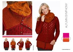 Autumn Symphony Pattern Released