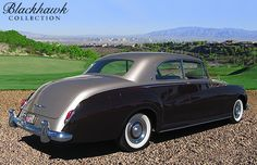 James Young Rolls-Royce Phantom V Coupe 1962