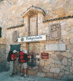 Vivencias del Camino de Santiago, por JacintoMartíny Pedro L.Martín.    Camino Francés (29-05-2012)    4ª Etapa: MAÑERU-LOS ARCOS