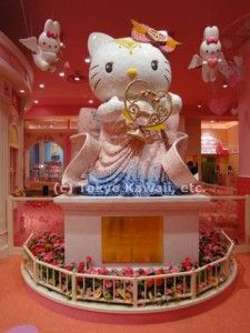 The ultimate Hello Kitty store in Japan!!!