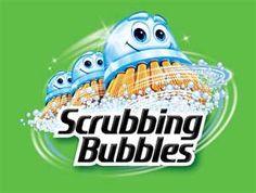 Image Search Results for scrubbing bubbles