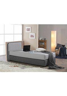 Maintal Boxspringbett - 2 (=grau) Bed, Furniture, Home Decor, Homes, Stream Bed, Room Decor, Home Interior Design, Bedding, Home Decoration