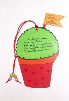 Pintadelas Artesanato: Festas de Lisboa - Manjerico Junho, Saints, Christmas Ornaments, Holiday Decor, Crafts, Saint Antonio, Murals, Activities For Babies, Tiles