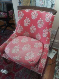 Carolina Furniture, Armchair, Home Decor, Sofa Chair, Single Sofa, Decoration Home, Room Decor, Home Interior Design, Armless Chair