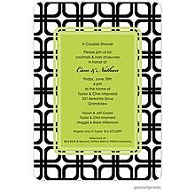 Couples Shower Invitations - Celebrated Occasions
