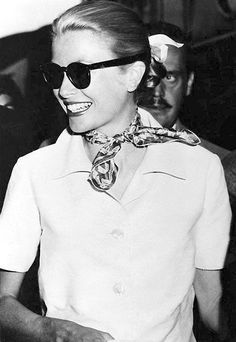 Grace Kelly, the epitome of American style.
