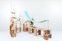Play YET - Jeu de construction à grande échelle pour enfant.