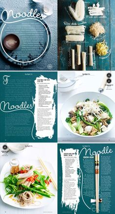 New Ideas Design Layout Food Magazine Spreads You are in the right place about Food Book design Here we offer you the most beautiful pictures about the Food Book ideas you are lookin Food Design, Graphisches Design, Menu Design, Design Ideas, Circle Design, Design Editorial, Editorial Layout, Beauty Editorial, Layout Inspiration