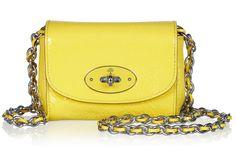 Mulberry Mini Chain Strap Shoulder Bag