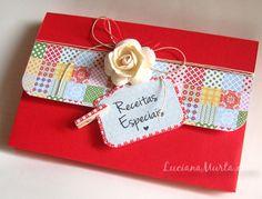 Luciana Murta | Scrapbook, miniaturas, costura, decoração, organização | Page 4