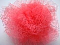 Tulle Hair Bow!