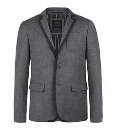 Cambridge Blazer, Grey - All Saints - 290 Euro