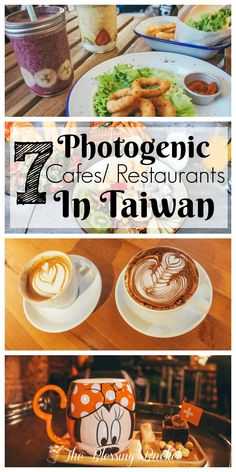 7 Cute Cafes and Restaurants In Taiwan You'd Want to Instagram