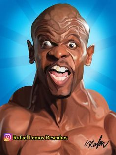 Terry Crews, Movie Posters, Movies, Fictional Characters, Art, Drawings, Art Background, Films, Film Poster