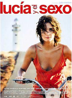 Lucia y el sexo, una de mis películas favoritas de la vida!