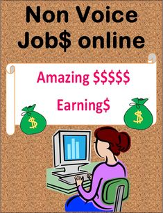 How to find Non voice jobs online Make Money Online, How To Make Money, Virtual Assistant Jobs, Legitimate Online Jobs, Data Entry, Work From Home Jobs, Online Work, Affiliate Marketing, Business Tips