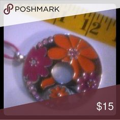 Lia Sophia necklace 10 inch flower necklace Jewelry Necklaces