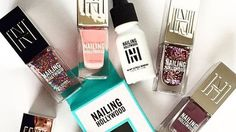 This is the nail product line of our dreams.