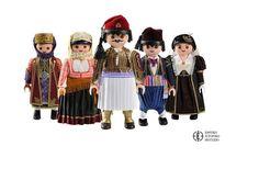 Η επανάσταση του 1821 με Playmobil στο Εθνικό Ιστορικό Μουσείο 25 March, Playmobil