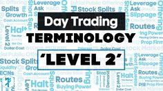 Learn How to Read Level 2 : Trading Terminology #successquotes #success #motivation #inspiration #motivate #entrepreneur #quotes #homebusiness #life #personaldevelopment