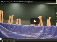 Don't know these kids, but this was really good. grade boys Synchronized Air Swimming Talent Show Skit W A Porter Elementary Don't know these kids, but this was really good. grade boys Synchronized Air Swimming Talent Show Skit W A Porter Elementary Kids Talent Show Ideas, Skits For Kids, Camp Skits, Synchronized Swimming, Girls Camp, Activity Days, 5th Grades, Music Education, Sunday School