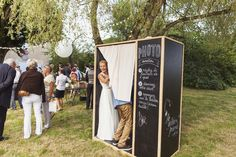 Reportage Mariage {Camille & Rodolphe}, Photographe : Nicolas Grout, photobooth